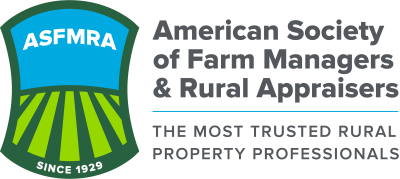 American Society of Farm Managers & Rural Appraisers logo