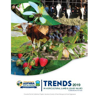 2020 CALASFMRA Ag Land Trends Report